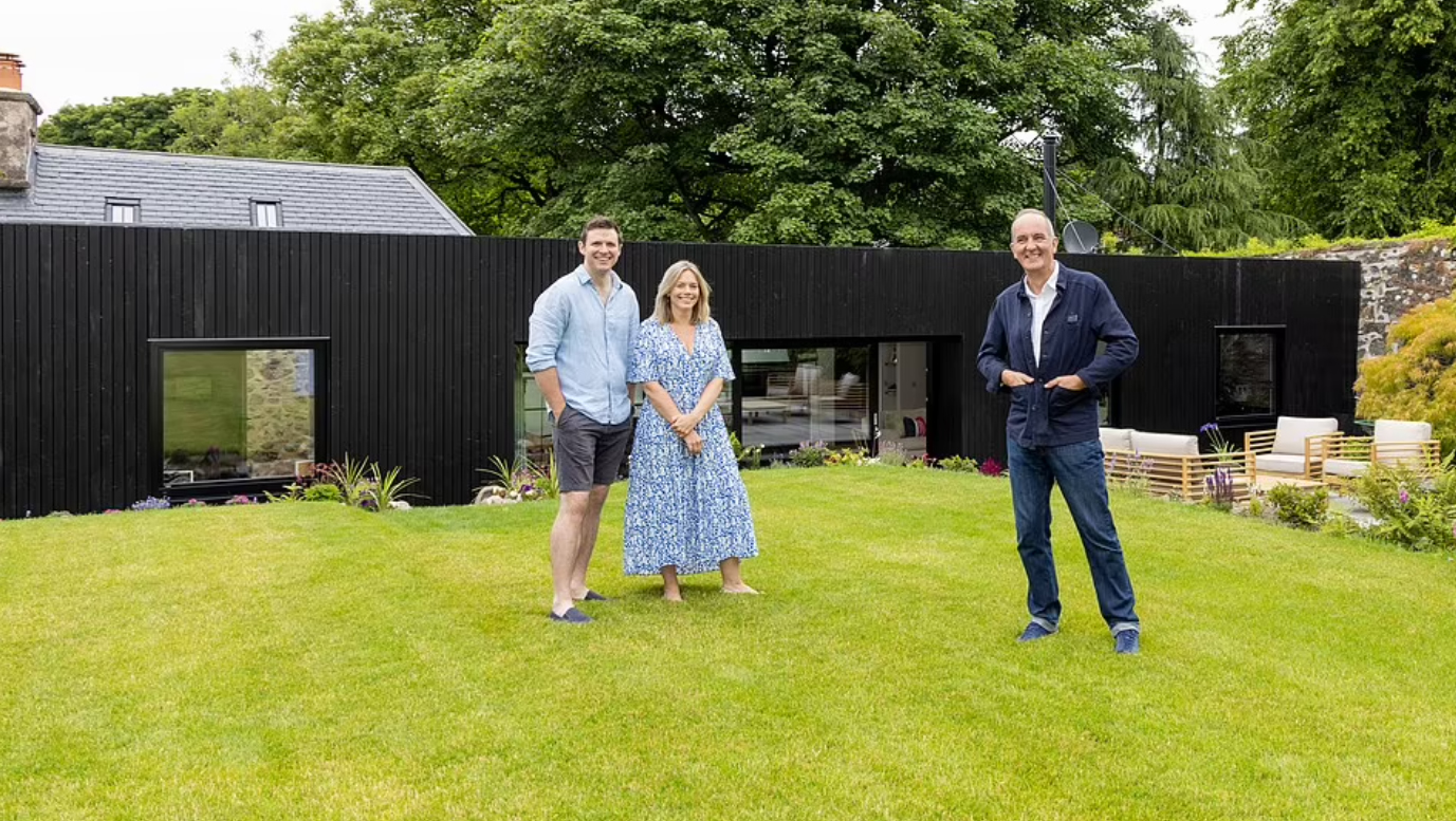 Building Grand Designs with SIPS